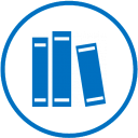 Icon of Library books
