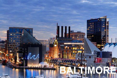 Baltimore SLA 2018
