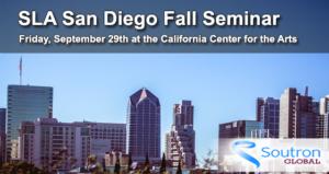 SLA San Diego 2017 Fall Seminar @ California Center for the Arts | Escondido | California | United States