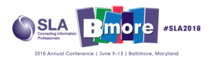 "SLA 2018 Annual Conference in ""Bmore"" @ Baltimore Convention Center 