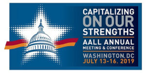 AALL 2019 Annual Conference