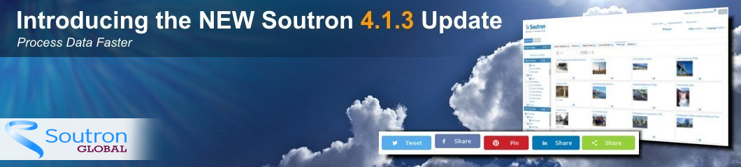 Introducing the Newest Version of Soutron: 4.1.3