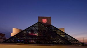 Rock and Roll Hall of Fame, Cleveland, OH