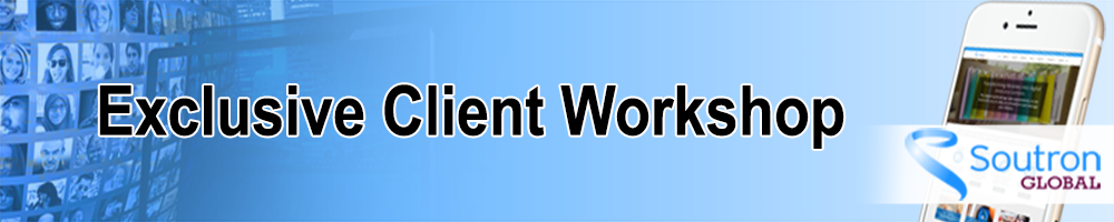 Exclusive Client Workshop