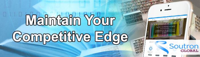 Soutron Global Webinar - Maintain Your Competitive Edge