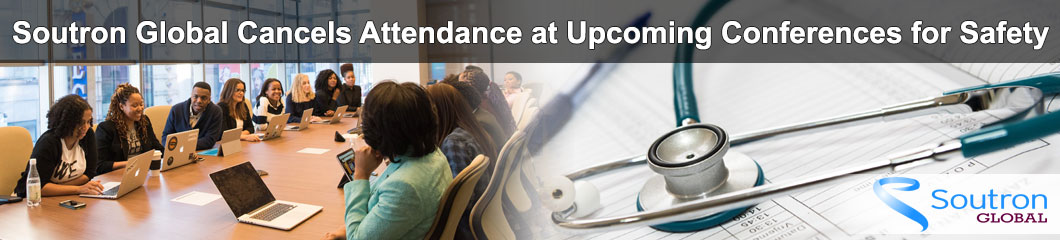 Soutron Global Cancels Attendance at Upcoming Conferences and User Group Meetings for Safety